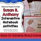 This packet was created to provide hands- on activities for your Susan B. Anthony unit.  These activities are perfect for interactive notebooking o...