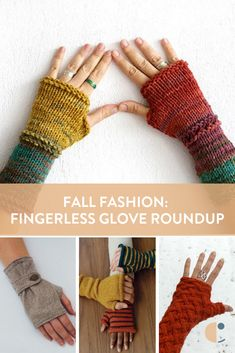 Fingerless gloves ca