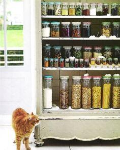 I love jars!!