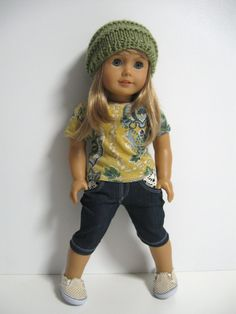 American Girl Doll Clothes Skater Girl by 123MULBERRYSTREET, $26.00
