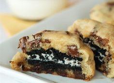 chocolate chips, chocolates, oreo stuf, chip cooki, chocol chip, oreos, cookies, stuf chocol, dessert