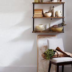 L-Beam Wall Shelf   west elm