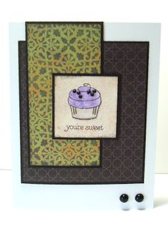 Accentuate your card by coloring stamp images with alcohol markers #CTMH