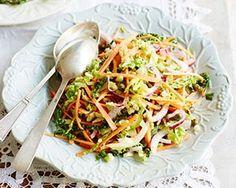 Bill Granger's summer coleslaw