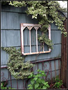 another old window idea