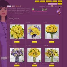 Example 03 for FOR WOMEN ONLY PrestaShop Theme Release 7.0