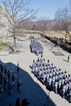 Plebe-Parent Review, West Point, New York
