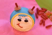 team umizoomi - geo cupcakes