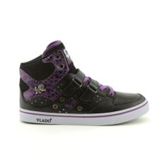 Womens Vlado Knight Athletic Shoe in Black Purple at Journeys Shoes ...