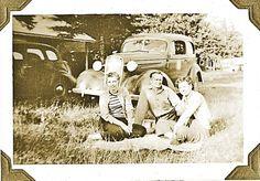 Family Picnic-1940's