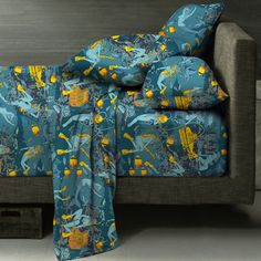 Pearl Diver Sheets Queen Green now featured on Fab.