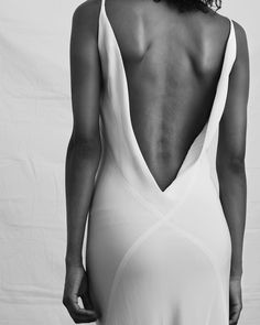 Beautiful backless wedding dress | Pin discovered by Kelly's Closet bridal boutique in Atlanta, Georgia