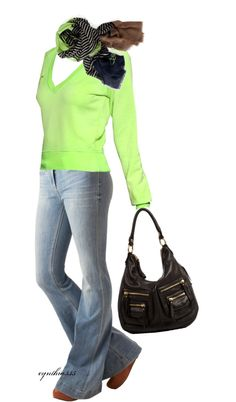 """""""Spring Green"""" by cynthia335 on Polyvore"""