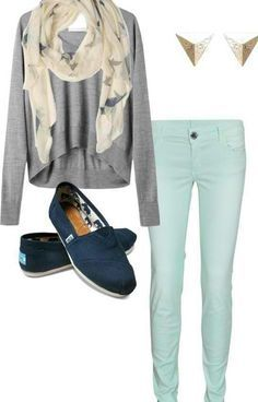 teen fashion outfits for school - Google Search
