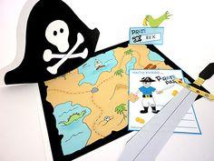 Pirate Party printab