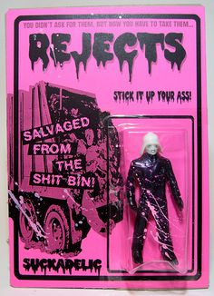 Rejects Pink Package 2 by SUCKADELIC, via Flickr