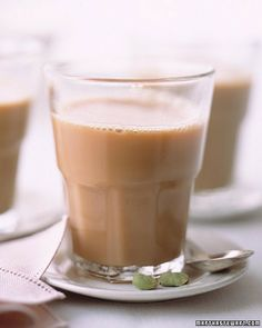 Recipe for Chai Tea with Soy Milk