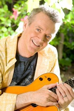 Peter White plays a mean guitar...I luv his music!