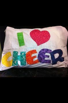 Cheer Pillowcase