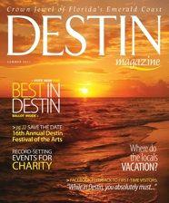 Destin Magazine!