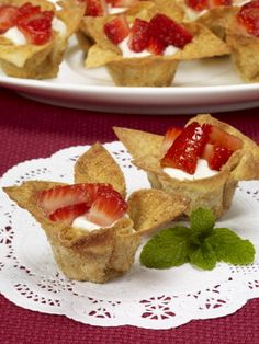 Cheesecake dainties - American Heart Association.