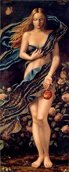 """Aphrodite goddess of the """"eros"""""""