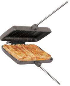 Rome Cast Iron Double Pie Iron | Bass Pro Shops