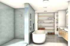 hous plan, bathrooms, bathroom idea, bedrooms, master baths, modern houses, plan 49717, master bathroom, house plans