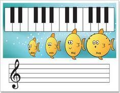 piano lesson games