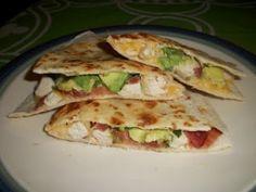 quesadillas, weight watcher meal plans, avocado quesadilla, weight watcher meals, weights, food, bacon, recip, weight watchers meal plan