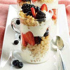 17 Grab-and-Go Breakfast Recipes | CookingLight.com