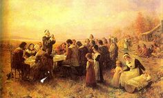 History of Thanksgiving article