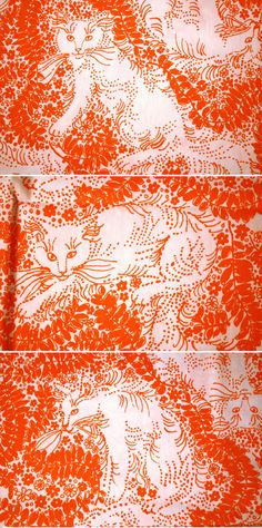 Vintage Lilly Pulitzer Fabric by Zuzek