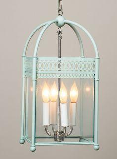 Urban Electric Co. Lantern.