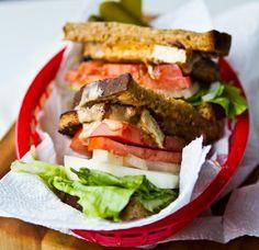 tofu sandwich, sandwiches, spici chipotl, food, chipotle