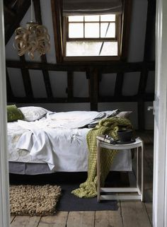Bedrooms in the Attic | Apartment Therapy