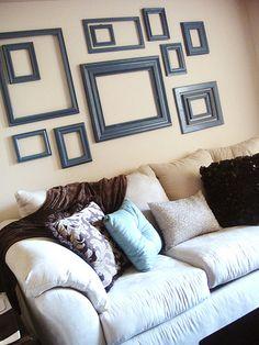 Frame wall art