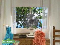 The Martians discover a fan