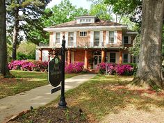 Steel Magnolias House Home for Sale!