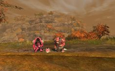 A dedication to our friend, who just happened to love pink. Let us dye in PINK! #GuildWars2