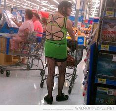 People of Walmart Part 24 - Pics 14