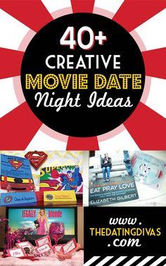 40 Creative Movie Date Night Ideas