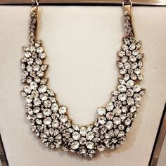 Valentino statement necklace.. Need this in my life