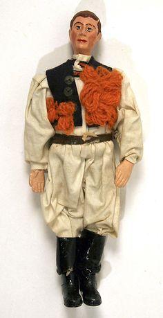 Doll Date: 20th century Culture: Slovak Medium: [no medium available ...