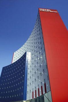 Cabin Metro Hotel Copenhagen Denmark.     | Studio Daniel Libeskind