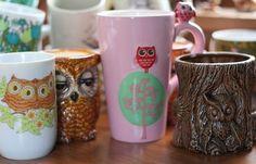 owl cups