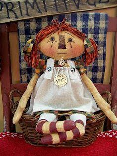 Primitive Doll...
