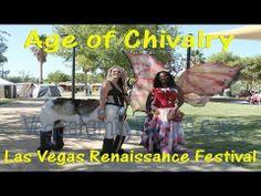 ▶ Vegas Renaissance Fair | Age of Chivalry - YouTube