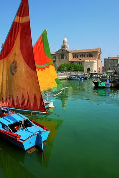 beauti itali, dream, color, beauti place, sail boats, travel, bella italia, sailboat, italy