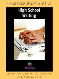 Creative Writing college credit classes in high school